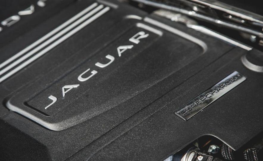 2015 Jaguar XF 3.0 AWD - Slide 46