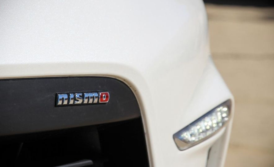 2015 Nissan 370Z NISMO Automatic - Slide 16
