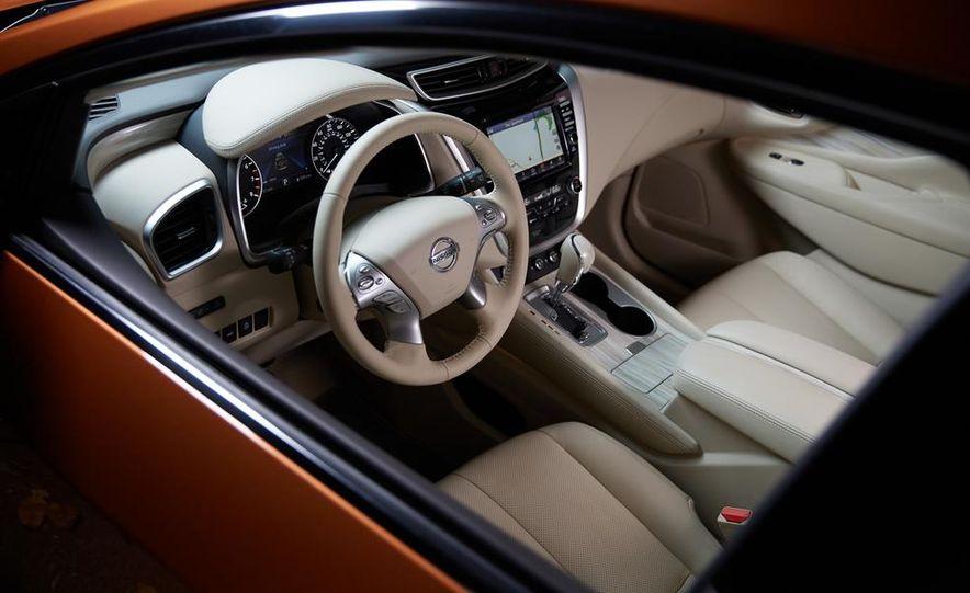 2015 Nissan Murano Platinum AWD - Slide 40