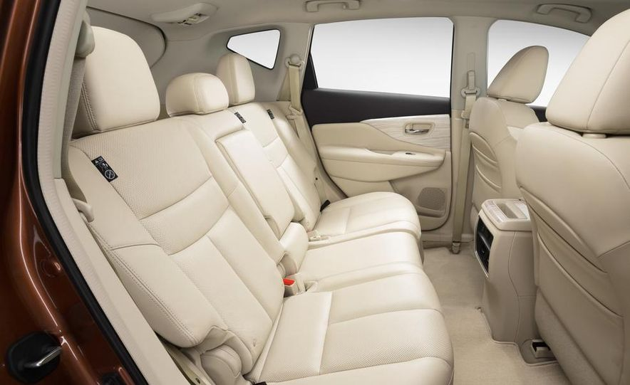 2015 Nissan Murano Platinum AWD - Slide 47