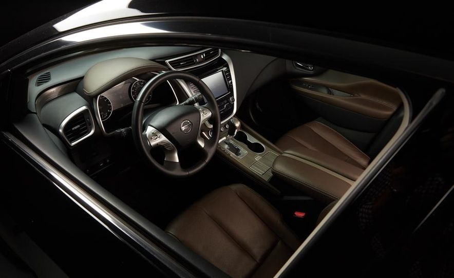 2015 Nissan Murano Platinum AWD - Slide 52