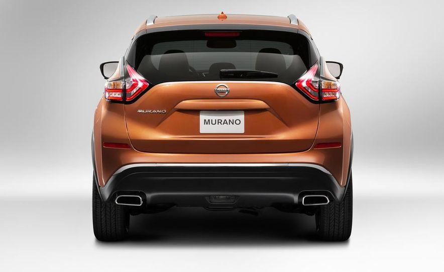 2015 Nissan Murano Platinum AWD - Slide 38