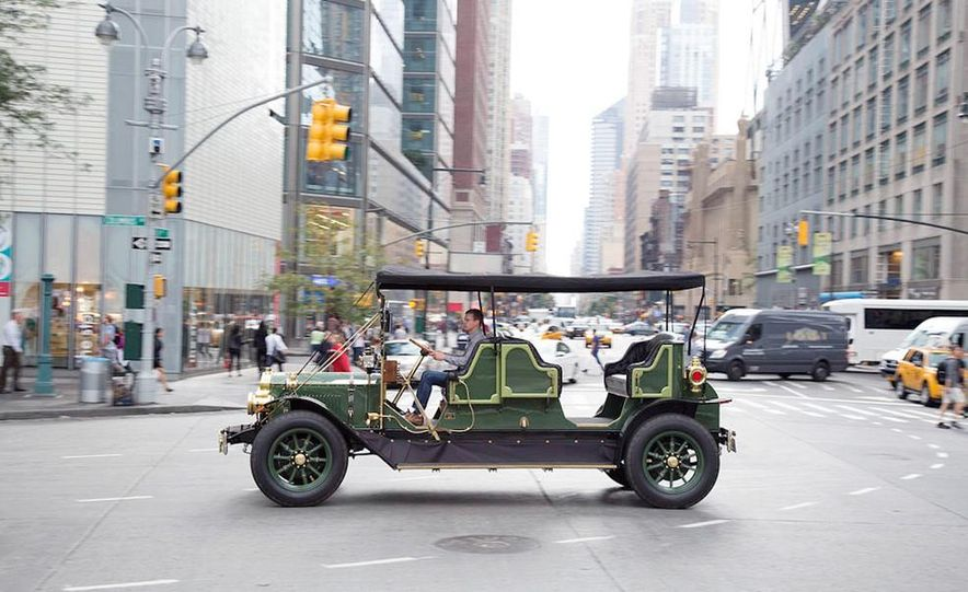 Can an Electric Car Really Replace Central Park's Horse-Drawn Carriages? - Slide 10