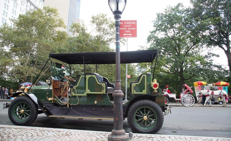 Can an Electric Car Really Replace Central Park's Horse-Drawn Carriages? - Slide 14