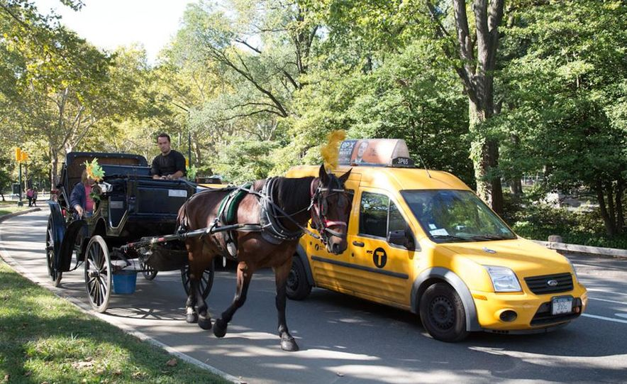 Can an Electric Car Really Replace Central Park's Horse-Drawn Carriages? - Slide 36