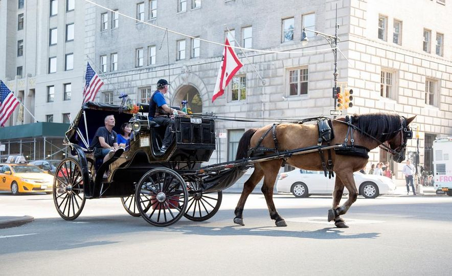 Can an Electric Car Really Replace Central Park's Horse-Drawn Carriages? - Slide 37
