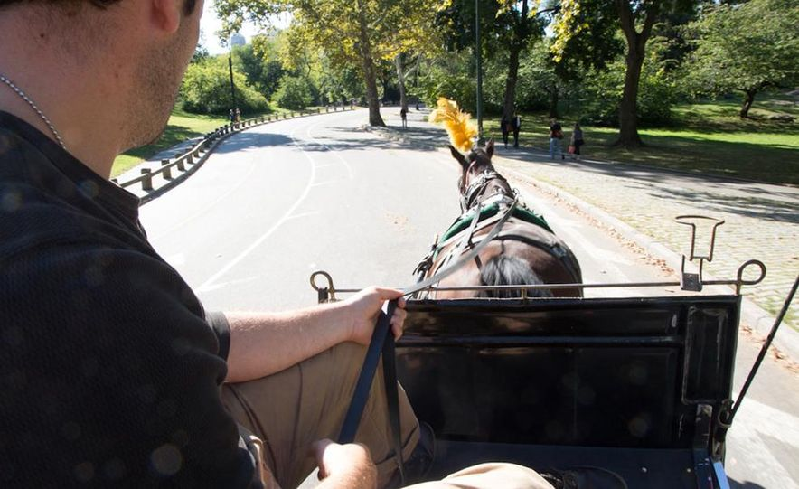 Can an Electric Car Really Replace Central Park's Horse-Drawn Carriages? - Slide 47