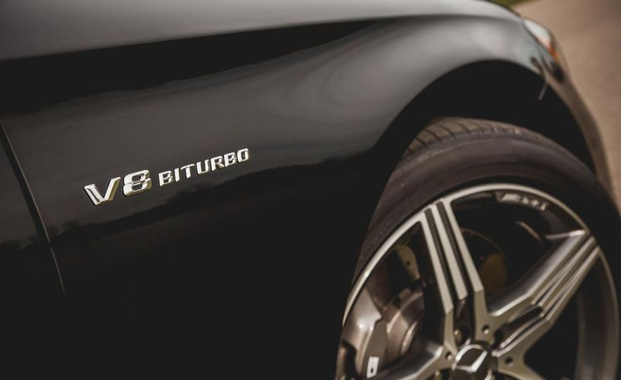 2015 Mercedes-Benz S63 AMG 4MATIC coupe - Slide 15