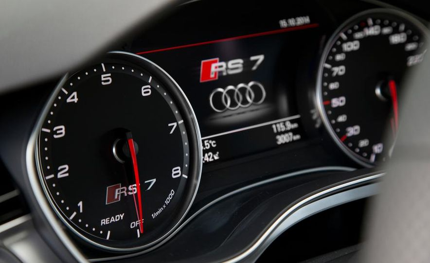 2016 Audi RS7 - Slide 25