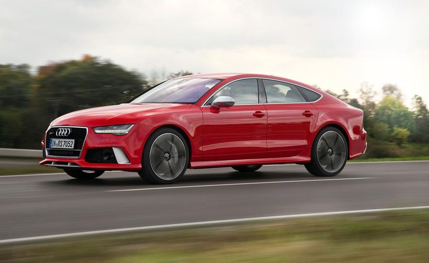 2016 Audi RS7 - Slide 1