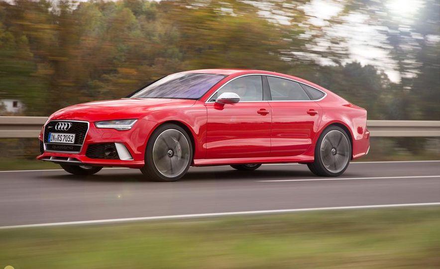 2016 Audi RS7 - Slide 2
