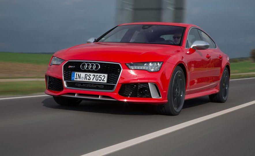 2016 Audi RS7 - Slide 3