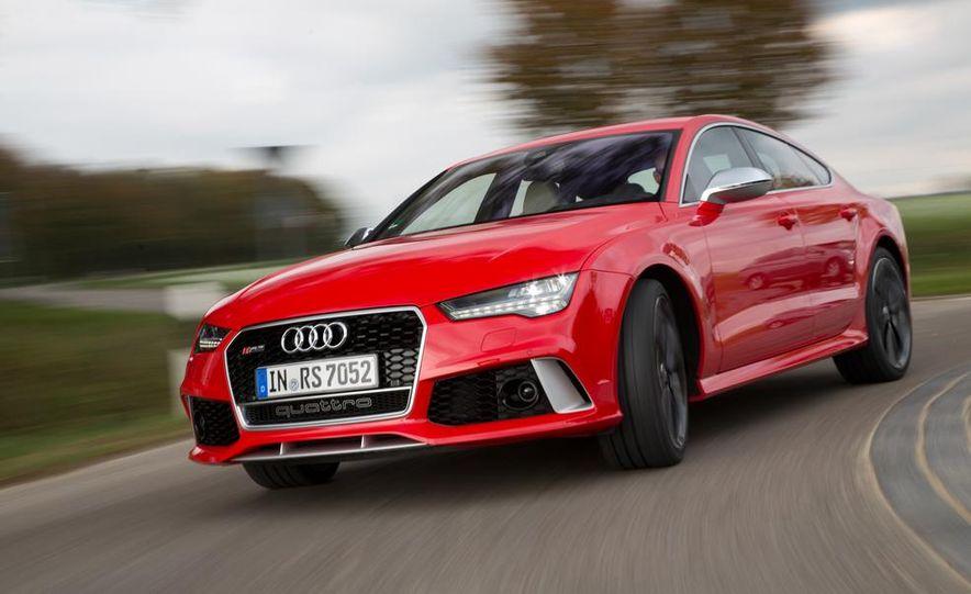 2016 Audi RS7 - Slide 5