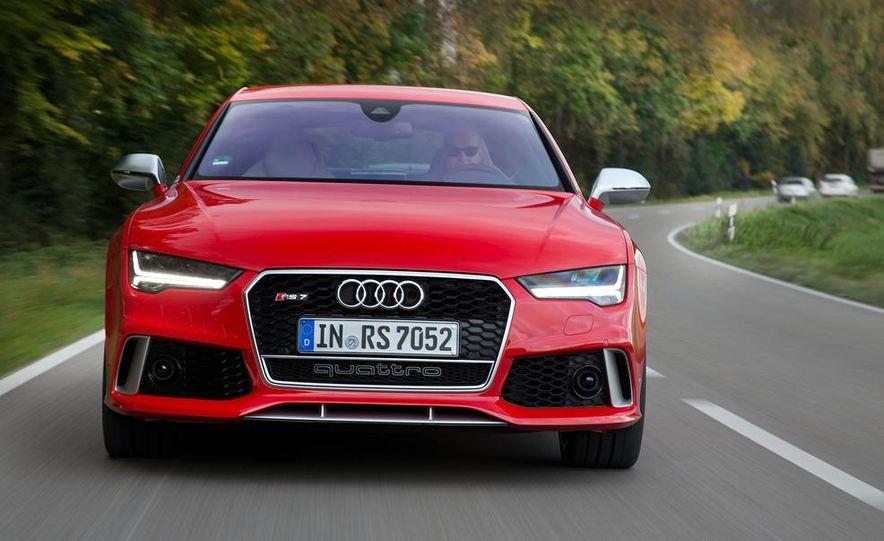 2016 Audi RS7 - Slide 6