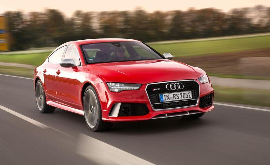 2016 Audi RS7 - Slide 8