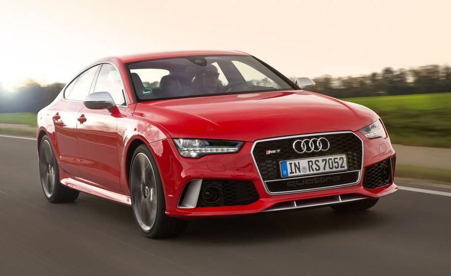 2016 Audi RS7 - Slide 9