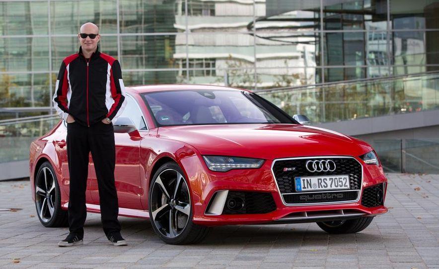 2016 Audi RS7 - Slide 16