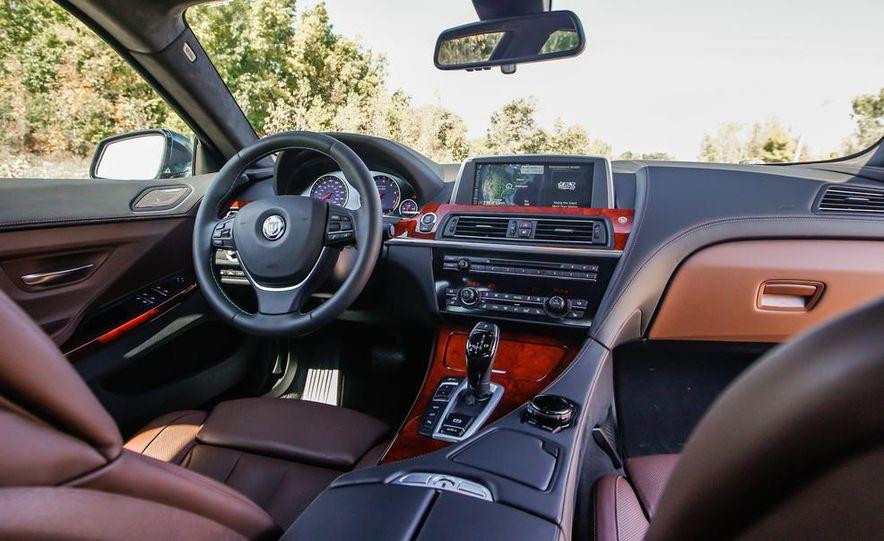 2015 BMW Alpina B6 Gran Coupe - Slide 23