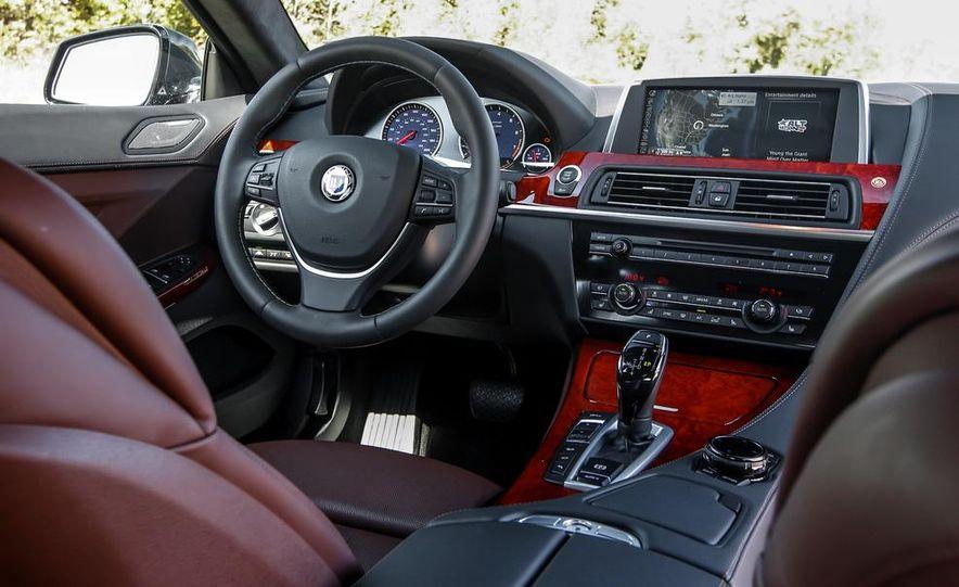 2015 BMW Alpina B6 Gran Coupe - Slide 24