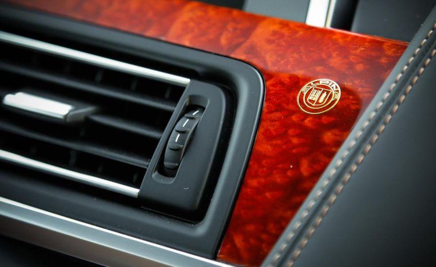 2015 BMW Alpina B6 Gran Coupe - Slide 30