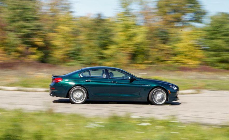 2015 BMW Alpina B6 Gran Coupe - Slide 7