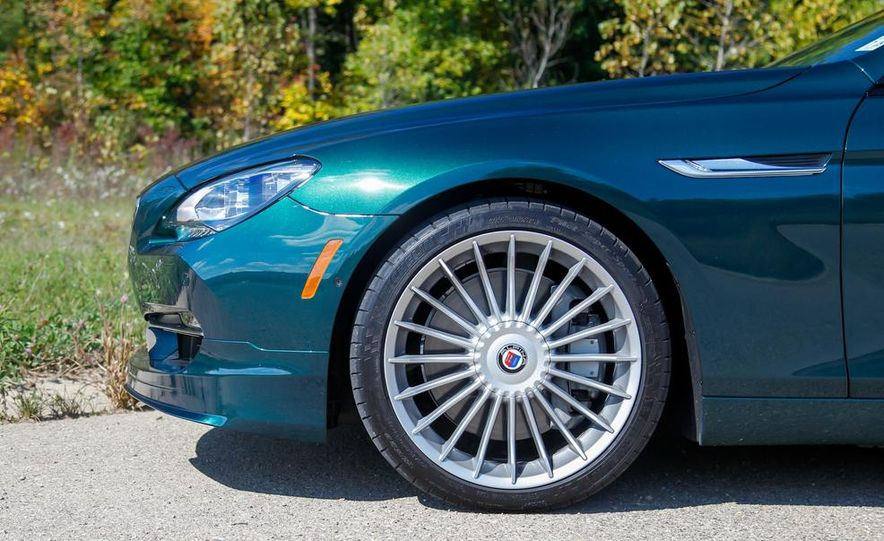 2015 BMW Alpina B6 Gran Coupe - Slide 12
