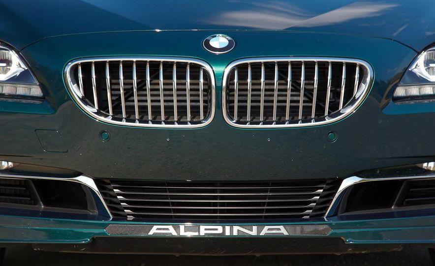 2015 BMW Alpina B6 Gran Coupe - Slide 13