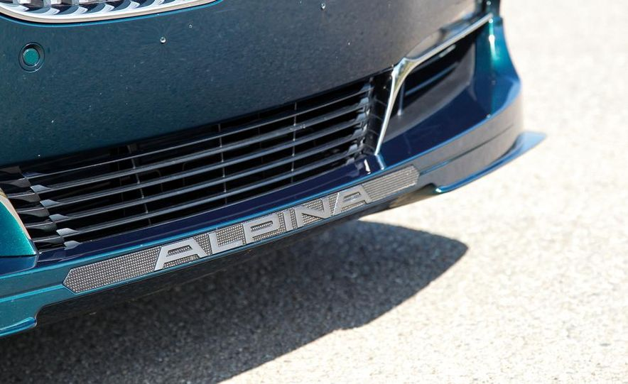 2015 BMW Alpina B6 Gran Coupe - Slide 15