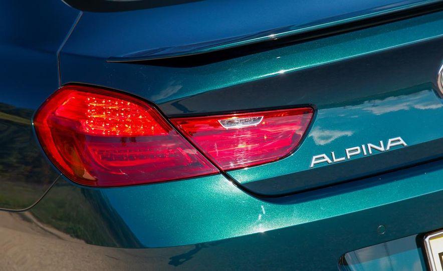 2015 BMW Alpina B6 Gran Coupe - Slide 18