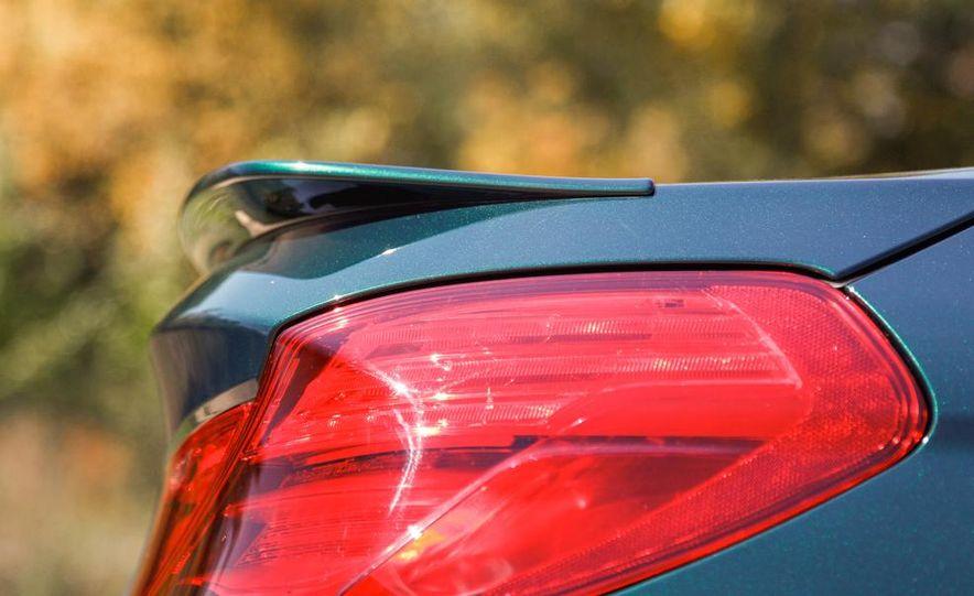 2015 BMW Alpina B6 Gran Coupe - Slide 19