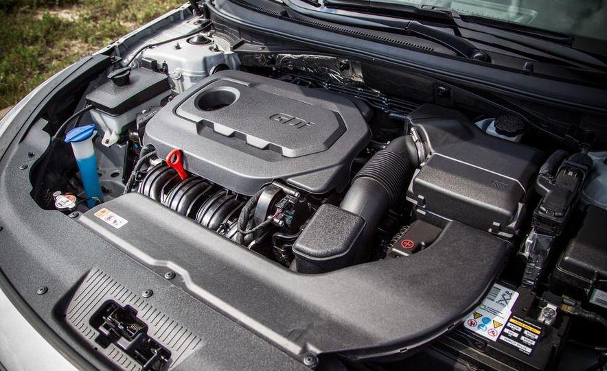 2015 Hyundai Sonata 2.4L Sport - Slide 37