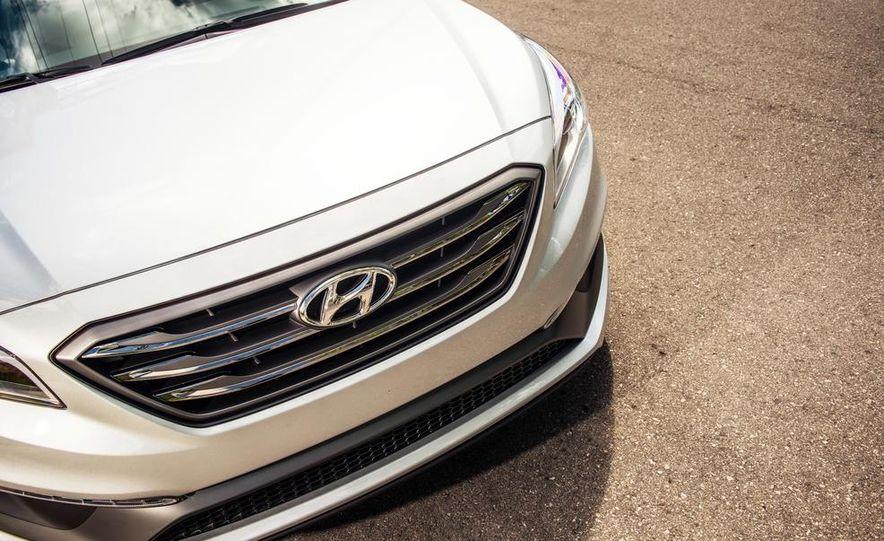 2015 Hyundai Sonata 2.4L Sport - Slide 21
