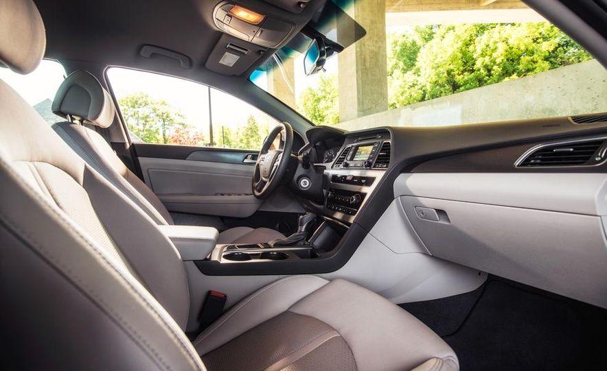 2015 Hyundai Sonata 2.4L Sport - Slide 26