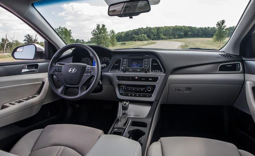 2015 Hyundai Sonata 2.4L Sport - Slide 27