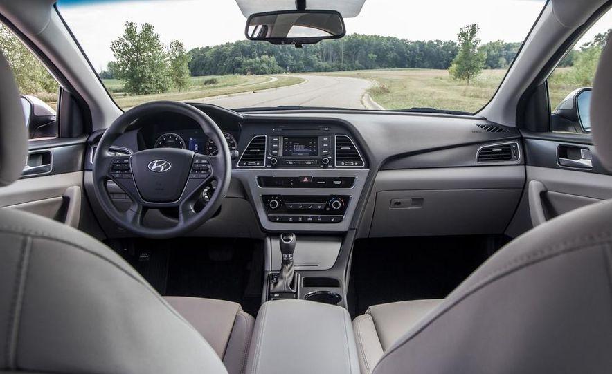 2015 Hyundai Sonata 2.4L Sport - Slide 29