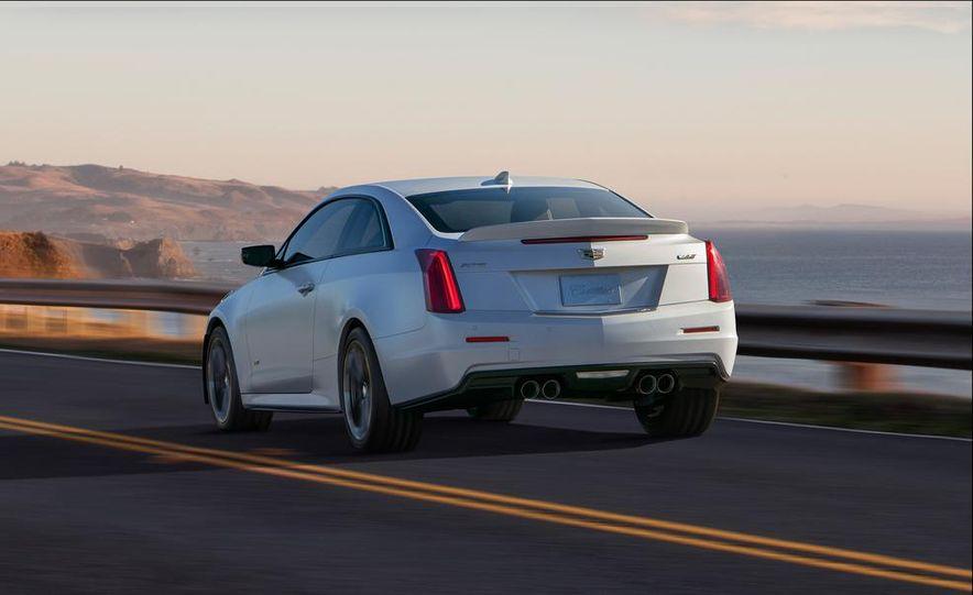 2016 Cadillac ATS-V coupe - Slide 16