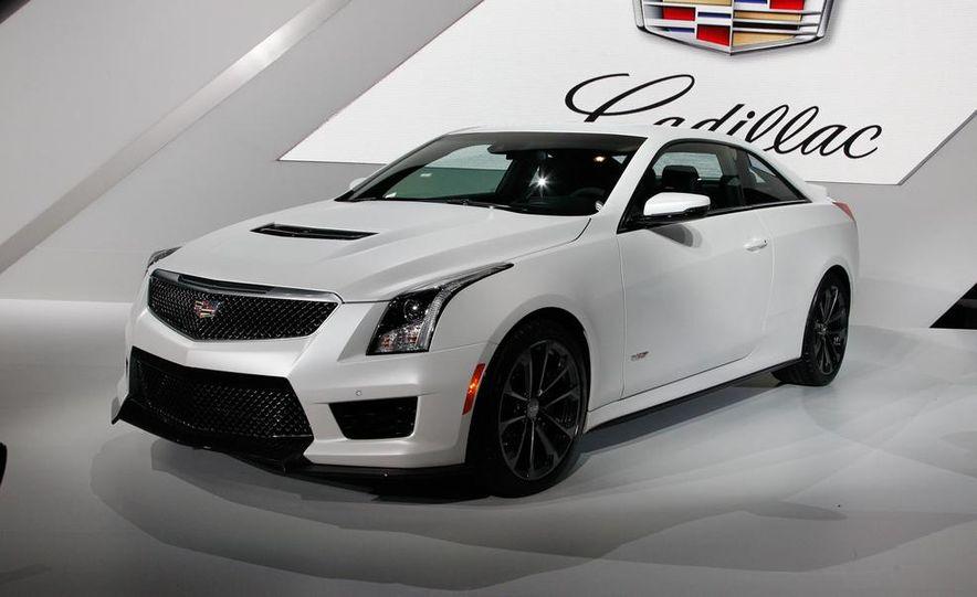 2016 Cadillac ATS-V coupe - Slide 1