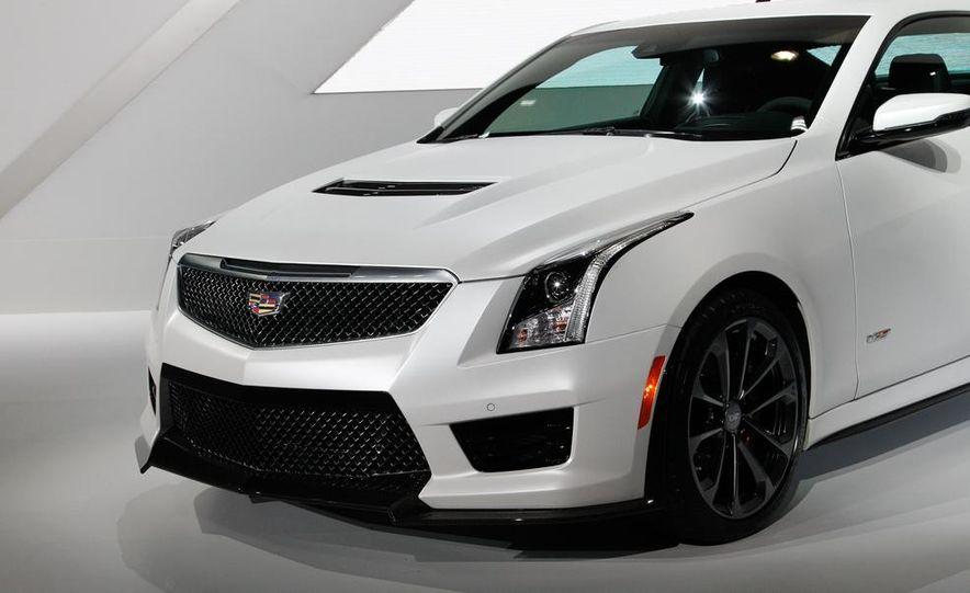 2016 Cadillac ATS-V coupe - Slide 5
