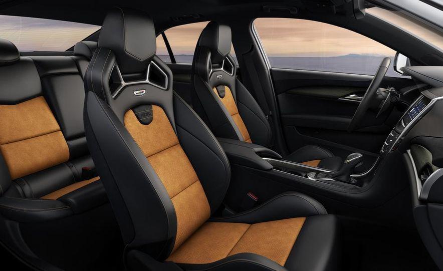 2016 Cadillac ATS-V coupe - Slide 46