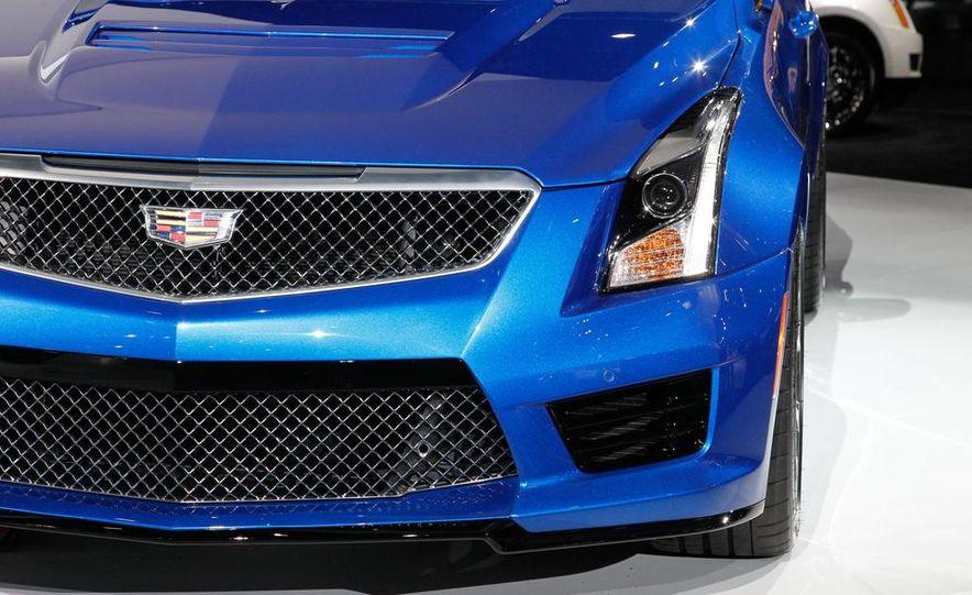 2016 Cadillac ATS-V coupe - Slide 39