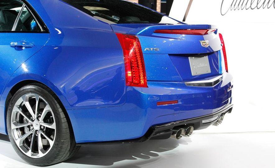 2016 Cadillac ATS-V coupe - Slide 40