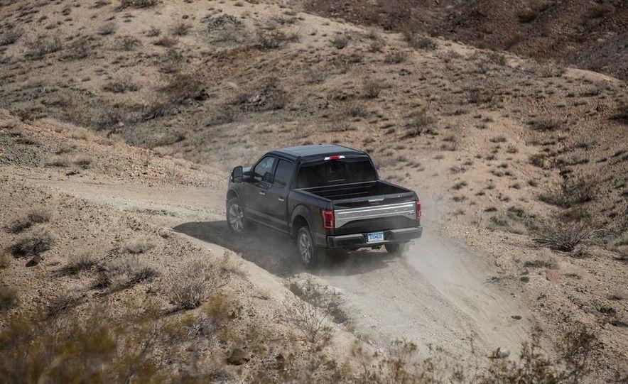 2015 Ford F-150 Platinum 3.5L EcoBoost - Slide 5