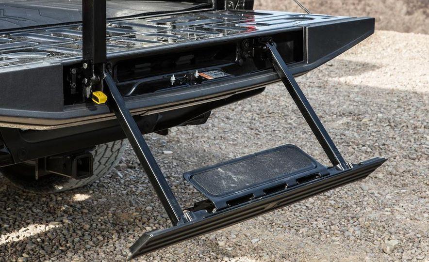 2015 Ford F-150 Platinum 3.5L EcoBoost - Slide 12