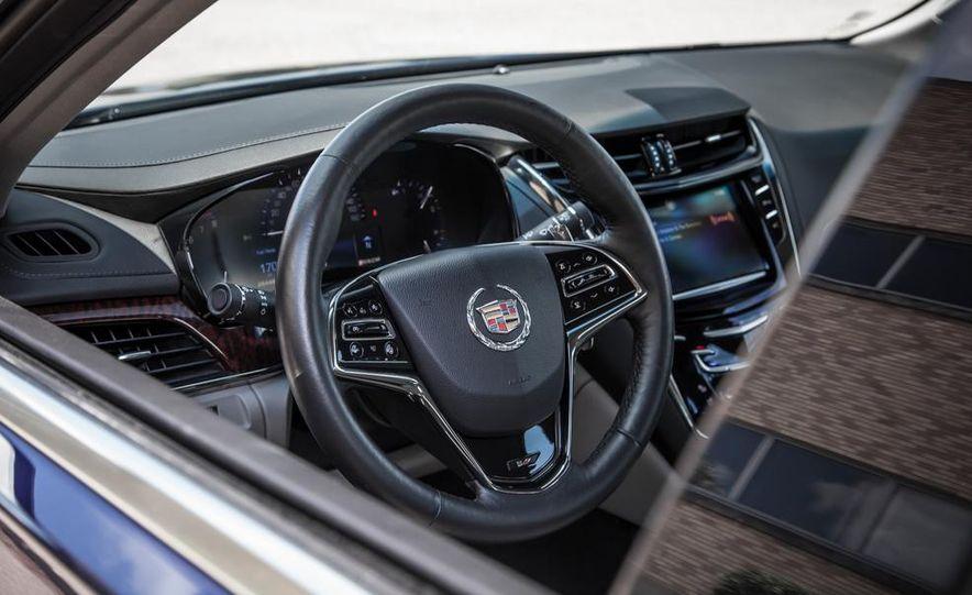 2015 Cadillac CTS Vsport - Slide 16
