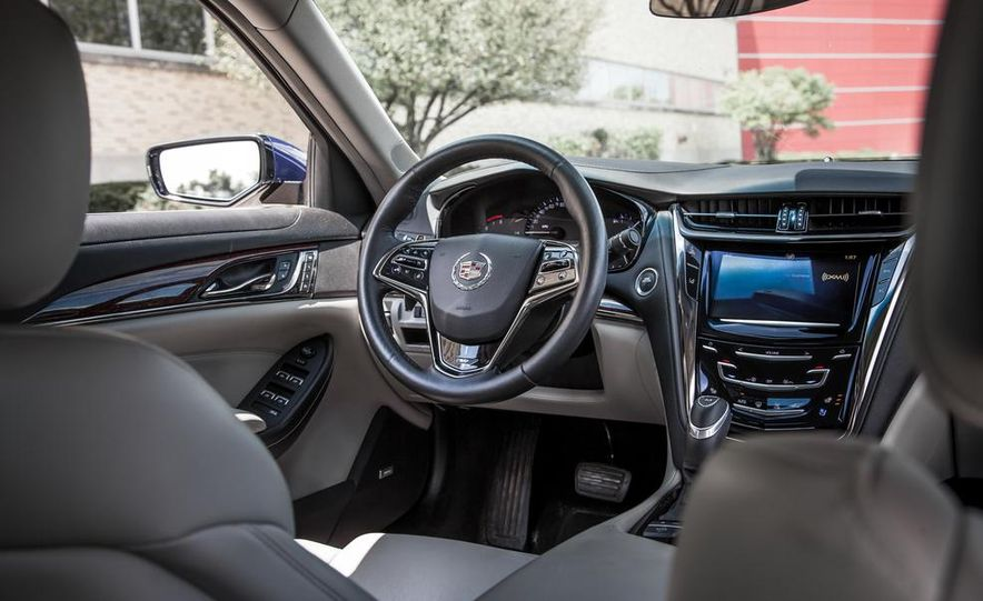 2015 Cadillac CTS Vsport - Slide 17