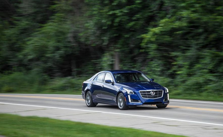 2015 Cadillac CTS Vsport - Slide 3