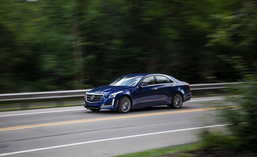 2015 Cadillac CTS Vsport - Slide 6