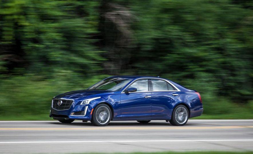 2015 Cadillac CTS Vsport - Slide 8