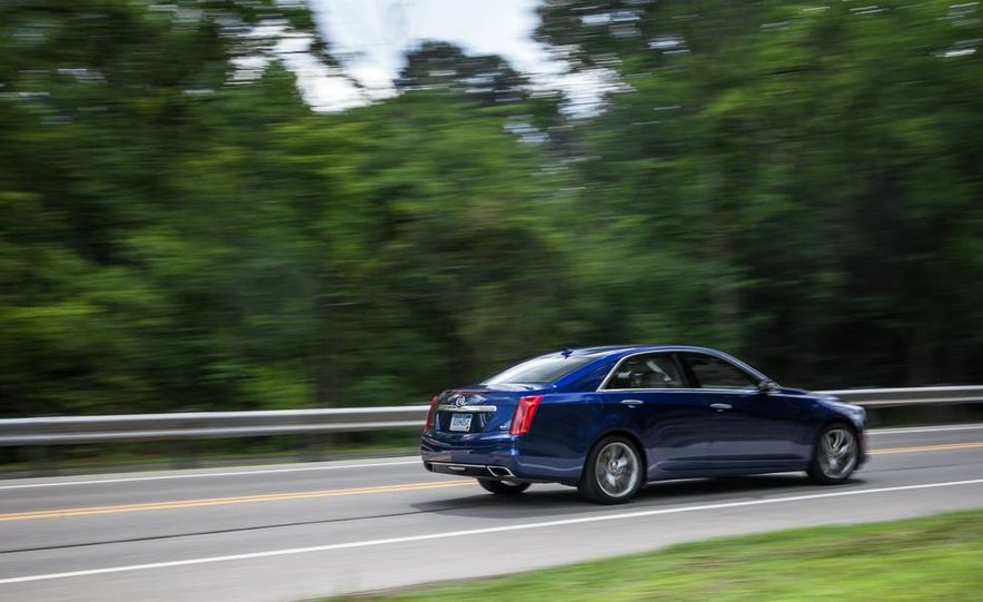 2015 Cadillac CTS Vsport - Slide 10