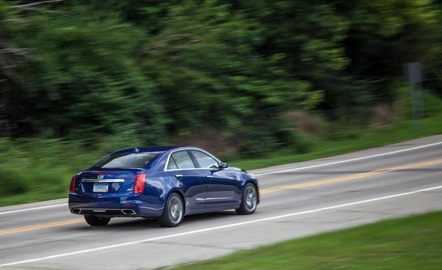 2015 Cadillac CTS Vsport - Slide 11